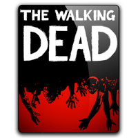 The Walking Dead Icon by dylonji