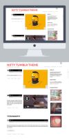 NIFTY - Clean Tumblr Theme by PassionThemes