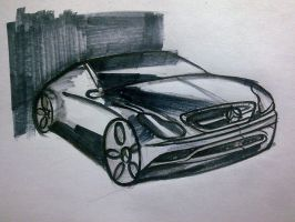 sketch and rendering by luwe2009
