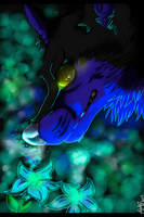 *Smell The Flowers* by Apwolf