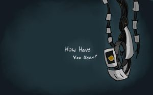 GLaDoS 'How Have You Been?' by JLx14