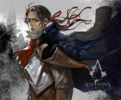 assassin's creed unity by LeesoraXXX
