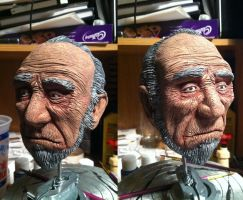 old man finished by Alentrix