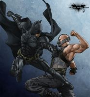 The Dark Knight Rises by Darthval