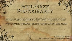 SGP Business Card by GothicAmethyst
