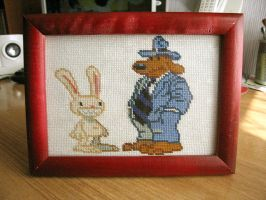 108 : Sam And Max by witegots