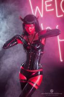 Devil girl 2 by Elisanth