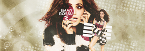 Emmy Rossum by quezzlecool