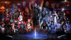 Mass Effect (Male Shepard) by TheJTizzle