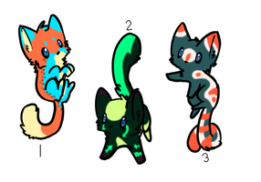 Kitty Adopts Design -Closed- by SpottedAdopts