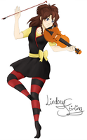 Lindsey Stirling by Ildela