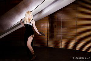 PARASITE EVE - 03 by shiroang