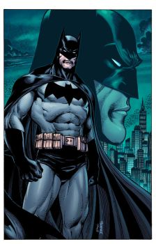 The Dark Knight by sdowner