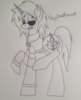 SkythecoltRS by CassieSparkles