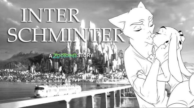 Inter Schminter Comic Cover [REUPLOAD] by FinnickAbrenica09