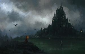 Dark Castle by Sicarius8