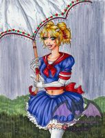 Umbrella by Hatter2theHare
