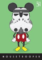 mousetrooper by artddicted