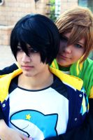 I'll watch over you - Haruka /Free! Cosplay by Hikuja