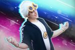Wanna see what destruction looks like? - Guzma cos by Hayato-X-Flame