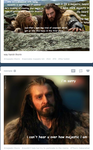 Majestic Thorin by kyuzoRAMPAGE