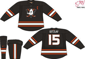 Anaheim Ducks Alternate V2 by thepegasus1935