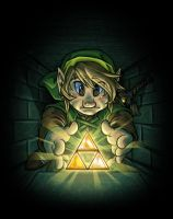 You Obtained the TriForce by AIBryce