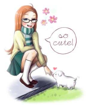 So cute by Caroline-Korsakov