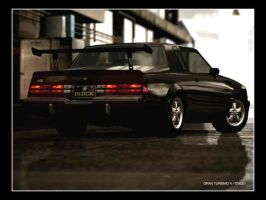 Buick Grand National from GT4 by D4v3yTh3D0rk