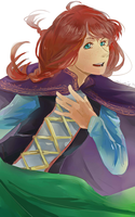 Anna by cookiecreation