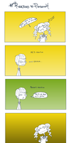 Reactions to Persona 4 by efyri