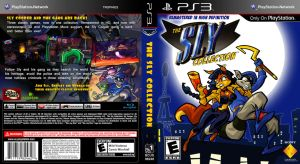 Custom Cover: Sly Collection by ShinGallon