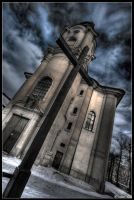 the cross by haq