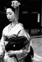 Maiko Chan by MargarethHS