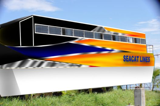 Ferry Boat Exterior Concept2 by mappy41