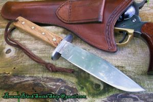 Bowie Knife. by Veitsen
