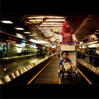 The Travelator by julianpalapa