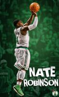 Nate Robinson 4 by rhurst