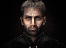 Commissar Vilfrid Wenck' by Servia-D