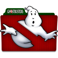 Ghostbusters Folder Icon by mikromike