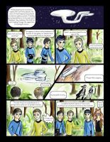 Star Trek meets Star Wars - 1 by Irise