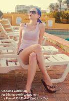 Relaxing Poolside 2 by MordsithCara