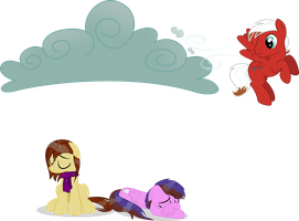 There's always a rainbow after the storm by The-Croolik