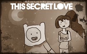 This secret love portada by CaandyRoojas