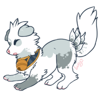 Chibi Cesar by LuckyPaw