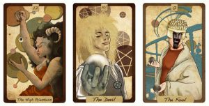 Tarot Cards by witeiris