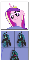 The Shrunken Changeling Ruler 3 by Final7Darkness