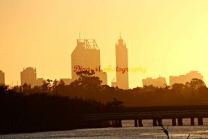 city and the sun by magicaldiva