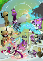 Blaze - The Order of Things Page 2 by MamboCat