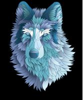 the wolf by nigure